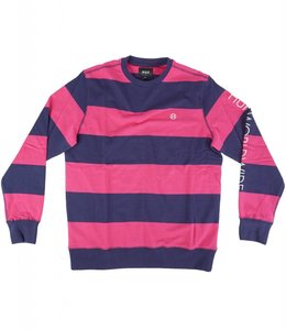 HUF CATALINA STRIPE CREW