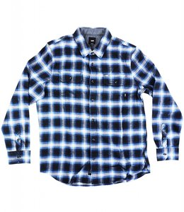 VANS BEACHWOOD FLANNEL SHIRT