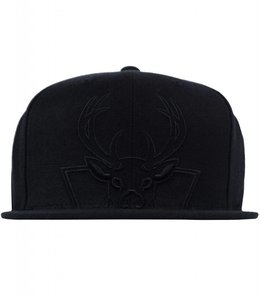 MITCHELL AND NESS BUCKS RETRO CROPPED XL SNAPBACK