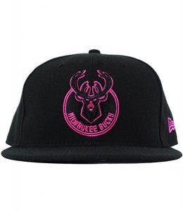 NEW ERA BUCKS PRIMARY SNAPBACK