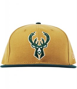 NEW ERA BUCKS ICON SNAPBACK