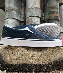 VANS CLASSIC SLIP-ON (SUEDE & SUITING)