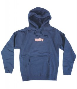 OBEY RIPPED HOODIE
