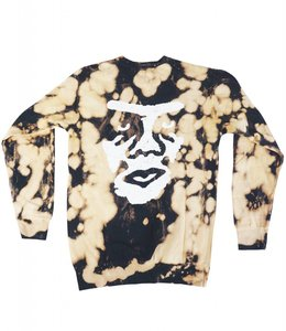 OBEY THE CREEPER BASIC TIE DYE CREW