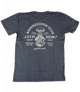 OBEY ARMAGEDDON CLUB TEE