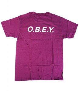 OBEY O.B.E.Y. TEE