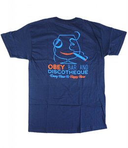 OBEY DISCOTHEQUE TEE
