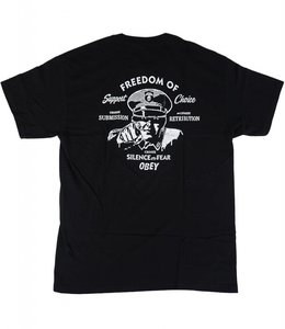 OBEY FREEDOM OF CHOICE TEE