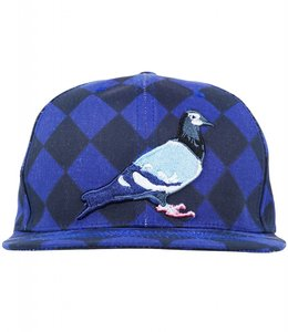 STAPLE ARGYLE SNAPBACK