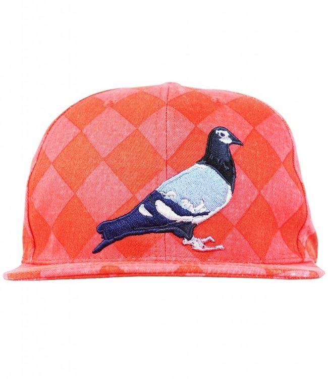 STAPLE ARGYLE SNAPBACK HAT