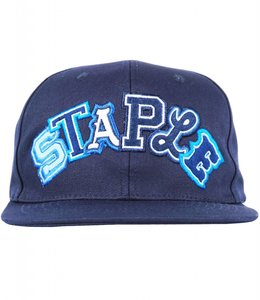 STAPLE PATCH LOGO SNAPBACK