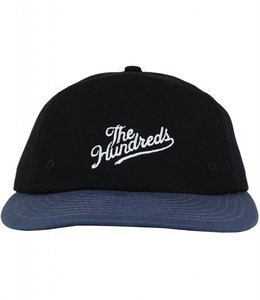 THE HUNDREDS SLANT NEW ERA STRAPBACK