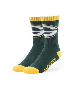 '47 BRAND GREEN BAY PACKERS BOLT SOCK