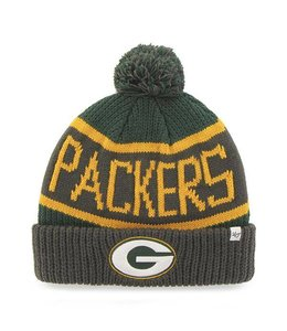 '47 BRAND GREEN BAY PACKERS CALGARY CUFF BEANIE