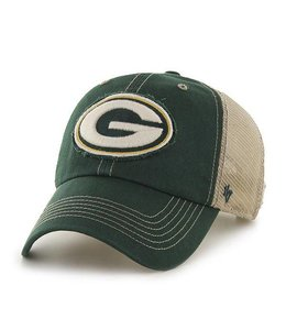 '47 BRAND GREEN BAY PACKERS MONTANA CLEAN UP HAT