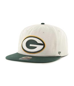 '47 BRAND GREEN BAY PACKERS MARVIN CAPTAIN HAT