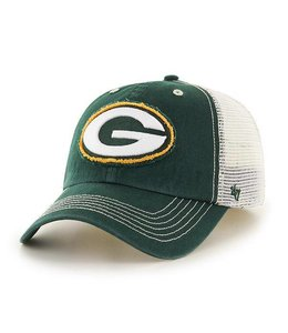 '47 BRAND GREEN BAY PACKERS TAYLOR CLOSER HAT