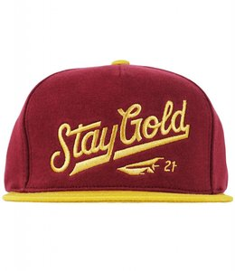 BENNY GOLD ALL STAR STRAPBACK