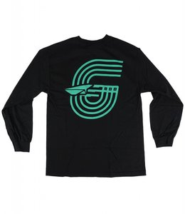 BENNY GOLD TRACK LONG SLEEVE TEE