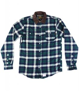 BENNY GOLD VENTURE FLANNEL SHIRT