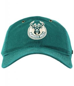NEW ERA BUCKS ESSENTIAL PRIMARY LOGO HAT