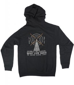 THE QUIET LIFE RADIO PULLOVER HOODIE
