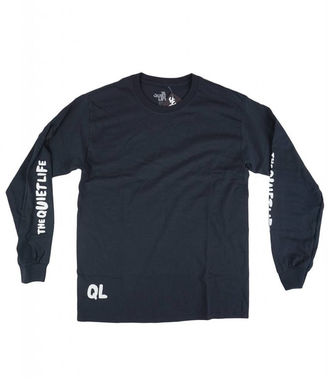 THE QUIET LIFE MARX LONG SLEEVE TEE