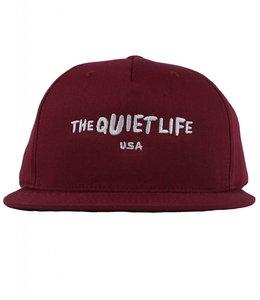 THE QUIET LIFE MARX SNAPBACK HAT