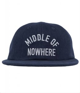 THE QUIET LIFE MIDDLE OF NOWHERE POLO HAT