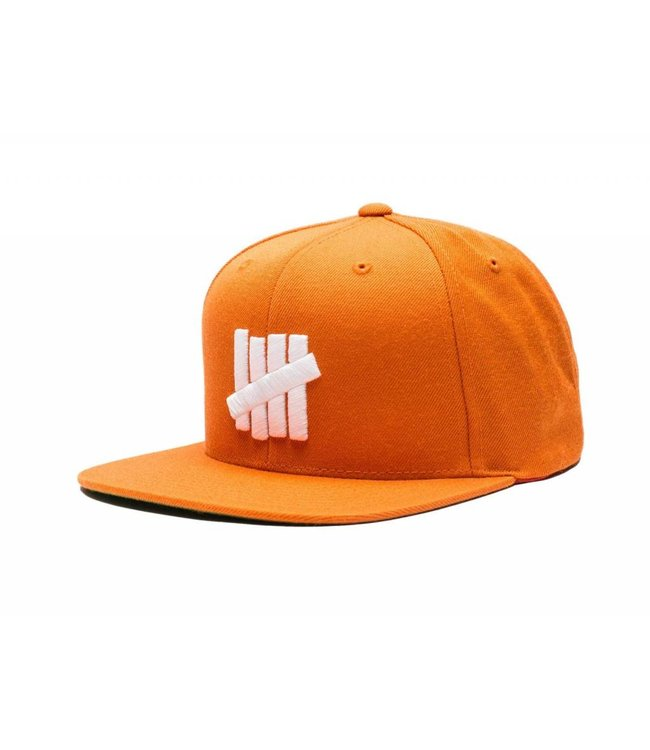 UNDEFEATED 5 STRIKE SNAPBACK HAT