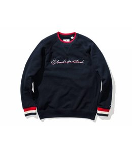 UNDEFEATED LONG SLEEVE RAGLAN CREW
