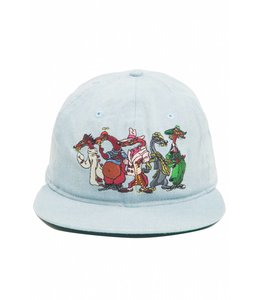 THE HUNDREDS VILLAIN SNAPBACK HAT