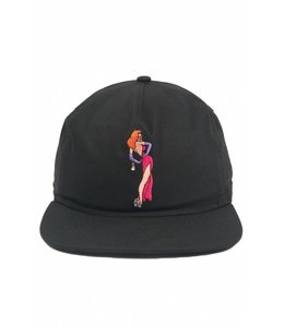 THE HUNDREDS JESSICA SNAPBACK HAT