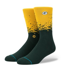 STANCE GREEN BAY PACKERS FADE SOCKS