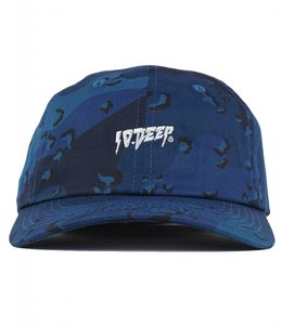 10.DEEP SOUND & FURY CAMO STRAPBACK
