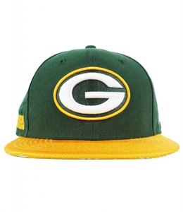 NEW ERA GREEN BAY PACKERS '16 SIDELINE SNAPBACK