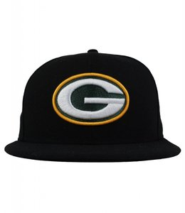 NEW ERA GREEN BAY PACKERS TEAM FITTED