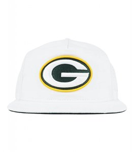 NEW ERA GREEN BAY PACKERS '17 TRAINING GOLFER SNAPBACK