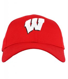NEW ERA WISCONSIN BADGERS LEAGUE HAT