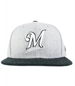 NEW ERA MILWAUKEE BREWERS ACTION SNAPBACK