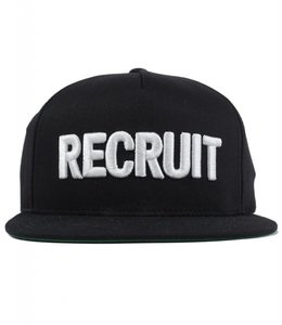 UNDEFEATED RECRUIT SNAPBACK HAT