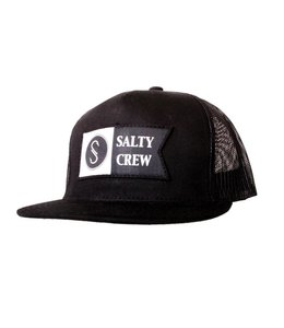SALTY CREW ALPHA TRUCKER HAT