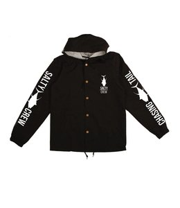 SALTY CREW FISHER SNAP JACKET