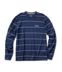 PRIMITIVE CLASSIC STRIPE LONG SLEEVE SHIRT