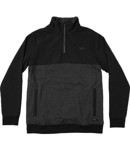 RVCA TOP OFF FLEECE PULLOVER