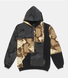 10.DEEP DAY AND NIGHT PIECED HOODIE
