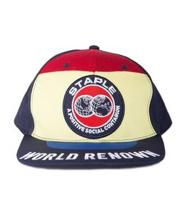 STAPLE EXPEDITION CREST SNAPBACK HAT