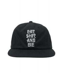 THE HUNDREDS DIE SNAPBACK HAT