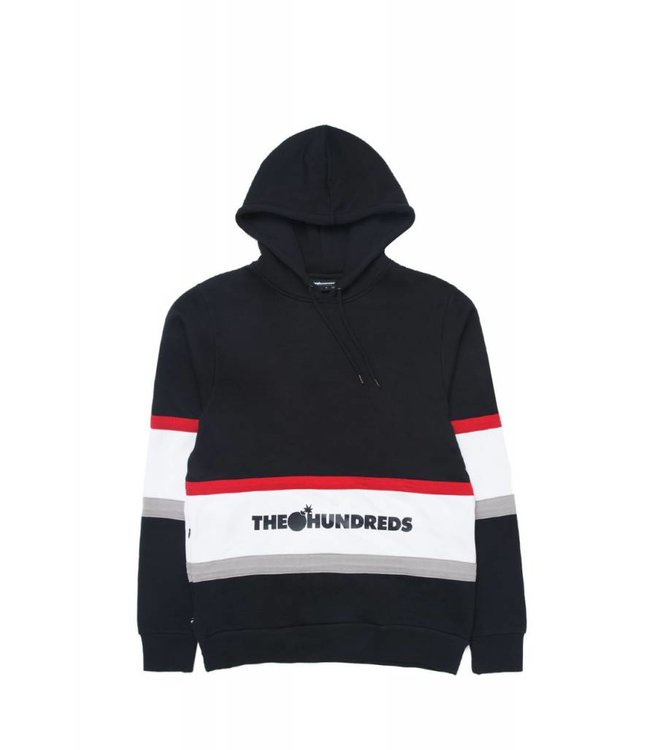 THE HUNDREDS BRIGGS PULLOVER HOODIE