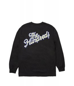 THE HUNDREDS OOZE SLANT LONG SLEEVE TEE